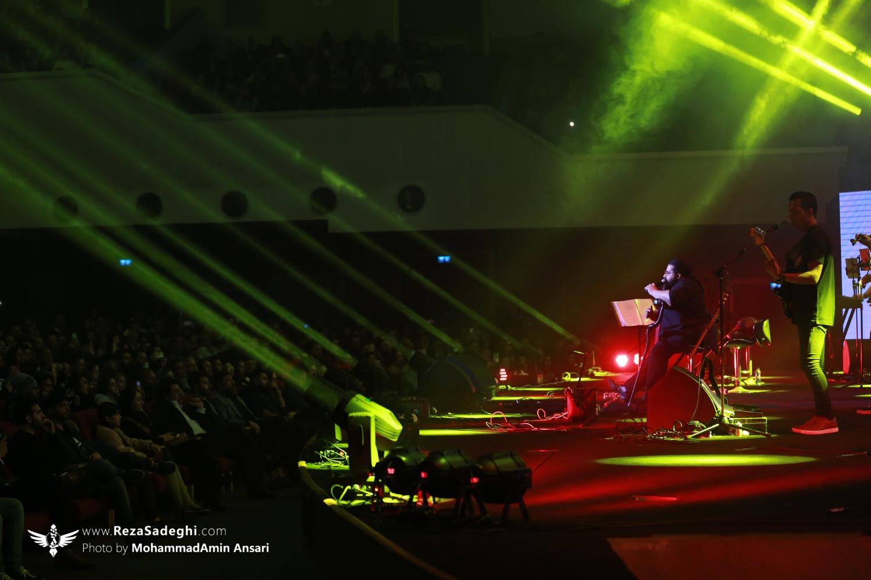 داور های سری دوم استیج سری دوم عکس های کنسرت ۱۰ اسفند تهران | رضا صادقی